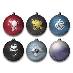 Destiny 2 - Weihnachtskugeln, Flitter, Weihnachtsbaum Ornament P