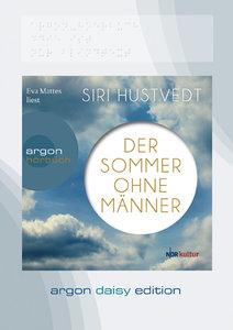 Der Sommer ohne Männer (DAISY Edition)