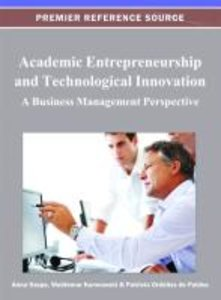Academic Entrepreneurship and Technological Innovation: A Busine