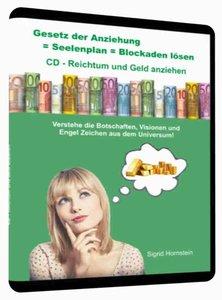 Gesetz der Anziehung = Seelenplan = Blockaden lösen = CD Reichtu