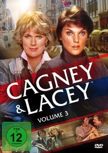 Cagney & Lacey, Volume 3. Staffel.3, 6 DVD