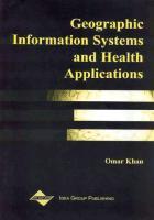 Geographic Information Systems and Health Applications - zum Schließen ins Bild klicken