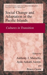 Social Change and Psychosocial Adaptation in the Pacific Islands
