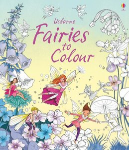 Fairies to Colour