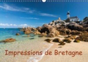 Impressions de Bretagne (Calendrier mural 2015 DIN A3 horizontal