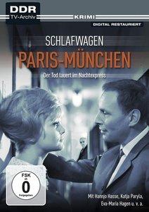 Schlafwagen Paris-München