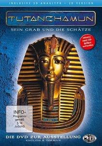Tutanchamun - Sein Grab und seine Schätze 3D + 2D anaglyph