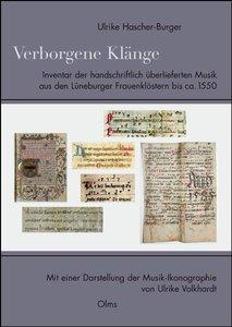 Verborgene Klänge. Inventar der handschriftlich überlieferten Mu