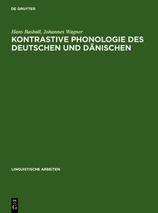 Kontrastive Phonologie des Deutschen und Dänischen