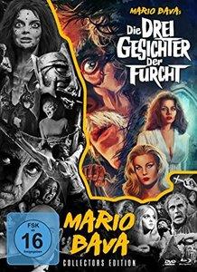 Die drei Gesichter der Furcht - Mario Bava-Collection 05 (Blu-ra