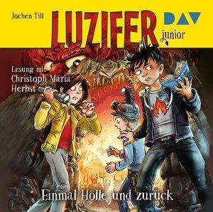 Luzifer junior - Teil 3: Einmal Hölle und zurück, 2 Audio-CDs