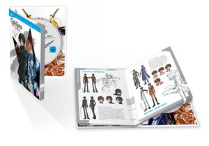 Code Geass: Lelouch of the Rebellion - Staffel 1 - Mediabook Ges