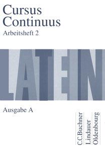 Cursus Continuus A. Arbeitsheft 2