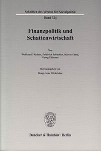 Finanzpolitik und Schattenwirtschaft