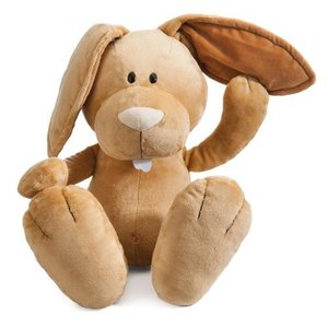 NICI 40660 - Kuscheltier My NICI Bunny Ralf Rabbit, Hase, Forest