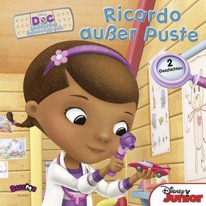 Doc McStuffins - Ricardo außer Puste