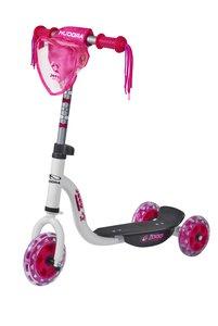 HUDORA 11060 - Kiddyscooter joey Pinky 3.0, Kinder-Roller, Kinde