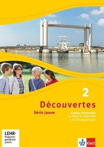 Découvertes 2. Série jaune ab Klasse 6. Cahier d'activités mit C