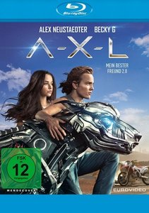 A.X.L. - Mein bester Freund 2.1, 1 Blu-ray