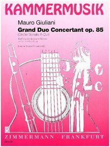 Grand Duo Cconcertant