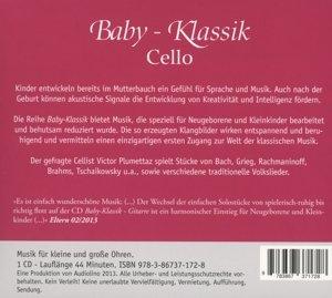 Baby-Klassik: Cello
