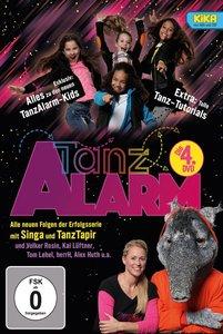 Kika Tanzalarm-Die 4.DVD