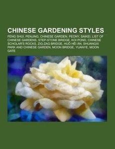 Chinese gardening styles