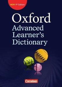 Oxford Advanced Learner\'s Dictionary B2-C2. Wörterbuch (Kartoni