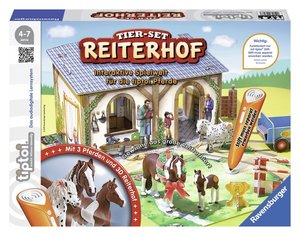 tiptoi® - Tier-Set Reiterhof