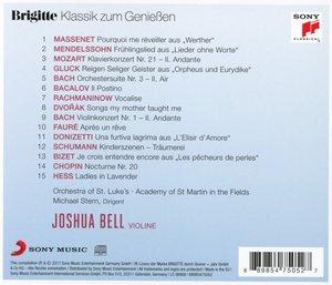 Brigitte Klassik zum Genießen: Joshua Bell
