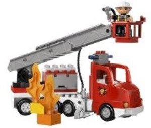 LEGO® Duplo Town 5682 - Feuerwehrwagen
