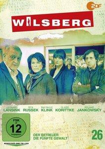 Wilsberg 26-Der Betreuer/Die fünfte Gewalt