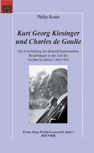 Kurt Georg Kiesinger und Charles de Gaulle