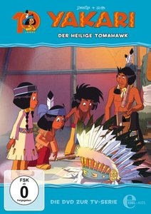 (32)DVD z.TV-Serie-Der Heilige Tomahawk