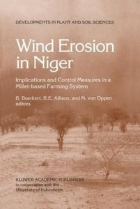 Wind Erosion in Niger