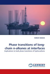 Phase transitions of long-chain n-alkanes at interfaces