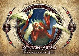Asmodee FFGD1313 - Descent 2. Edition: Königin Ariad Hauptmann-S