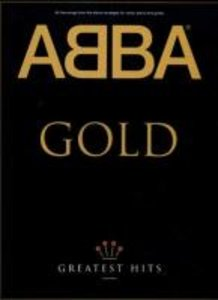 ABBA Gold Greatest Hits PVG