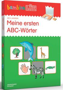bambinoLÜK-Set. Meine ABC-Wörter