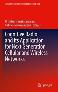 Cognitive Radio and its Application for Next Generation Cellular