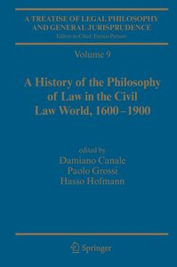 A Treatise of Legal Philosophy and General Jurisprudence 9/10