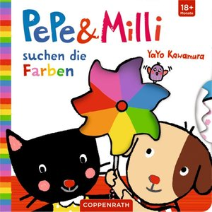 Pepe & Milli suchen die Farben