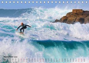 Surfen - die perfekte Welle