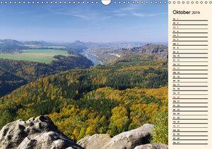 Unterwegs in Deutschland (Wandkalender 2019 DIN A3 quer)