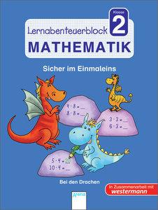 Lernabenteuerblock Klasse 2 Mathematik