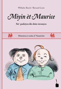 Max und Moritz zentralwallonisch (Namur, wallon central)