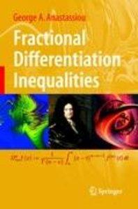 Fractional Differentiation Inequalities