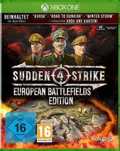 Sudden Strike 4 European Battlefields Edition (XBox ONE)