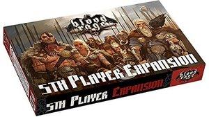 Blood Rage - 5th Player Expansion, 5te Spieler Erweiterung, deut