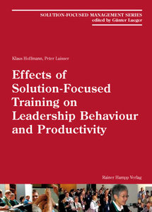 Effects of Solution-Focused Training on Leadership Behaviour and